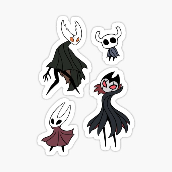 Hollow Knight Stickers Sticker