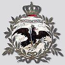 Kingdom of Prussia, Flag Design, 1741 by edsimoneit