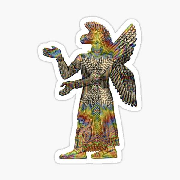 Sumerian Anunnaki Sticker