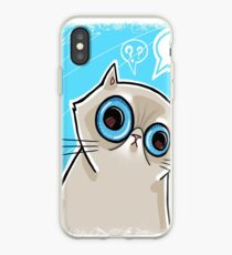 22nd January - Answer Your Cat's Questions Day iPhone-Hülle & Cover