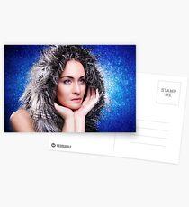 Delia v2  Postcards