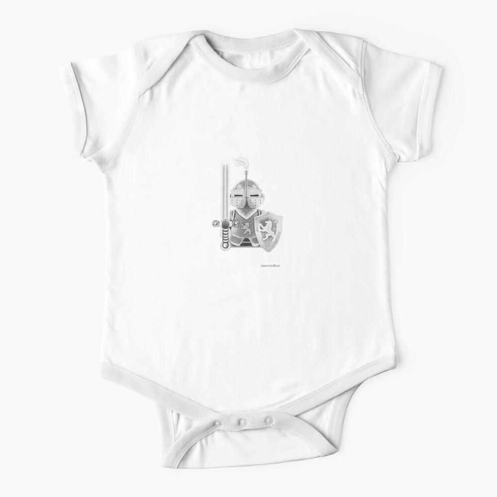 Medieval Warrior Baby One-Piece