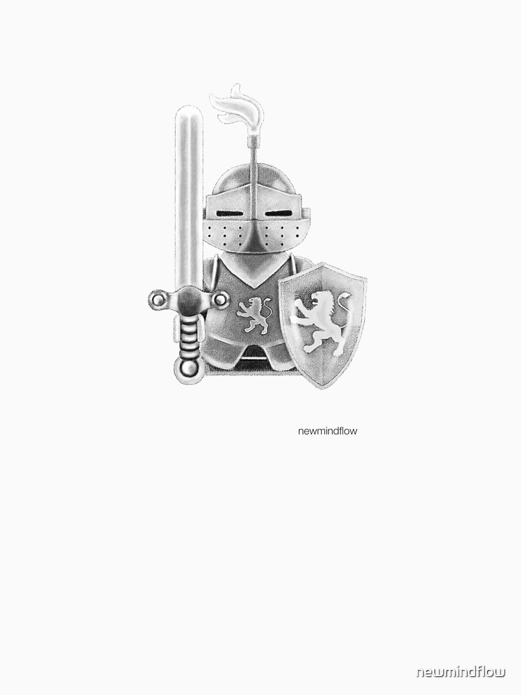 Medieval Warrior by newmindflow
