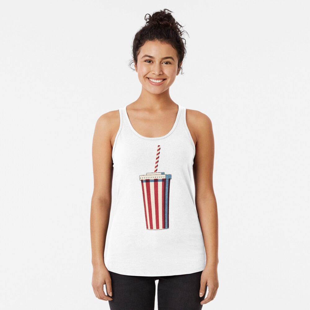 FAST FOOD / Softdrink Women's Tank Top
