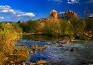 Cathedral Rock, Sedona, Arizona by Daniel H Chui