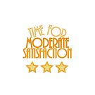Time For Moderate Satisfaction (Moderately Satisfying Human, Pillow, Book, Bag, Phone) by stringerthings