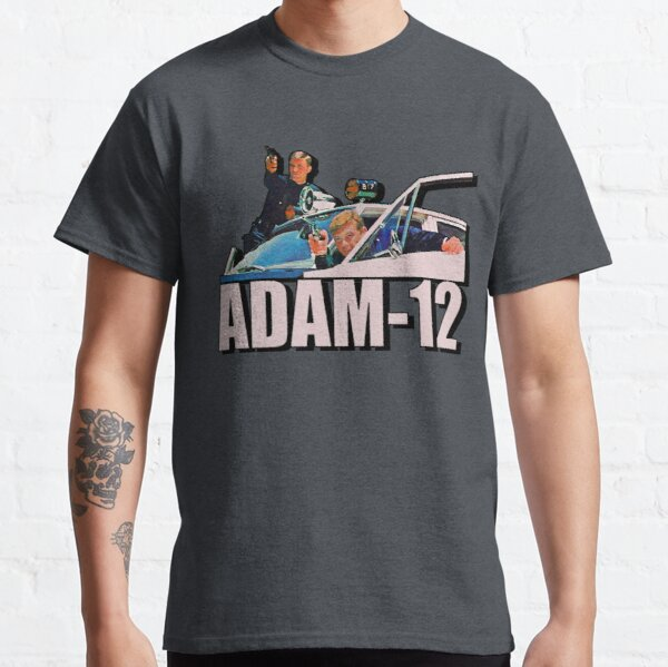 Retro one Adam 12 Tribute Classic T-Shirt
