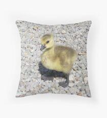 gosling - ahhhh! Throw Pillow