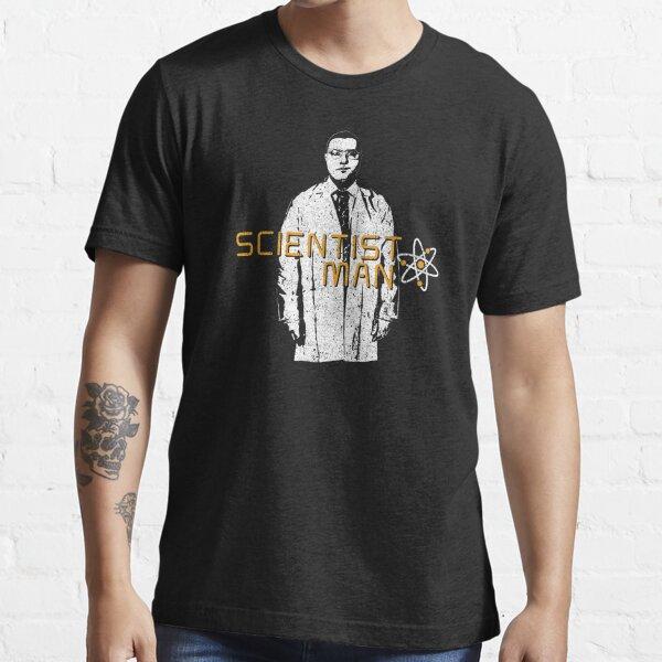 Scientist Man Essential T-Shirt