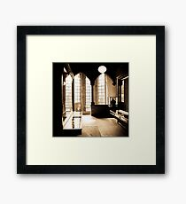 Painted With Light Framed Print
