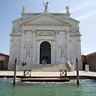 Redentore Church in Venice, Italy. by Ian Middleton