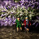 Cute Miniature Adventure by fruitfulart