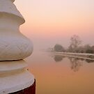 Mandalay at Dawn by Brian Bo Mei
