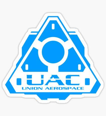 Union Aerospace Corporation Sticker