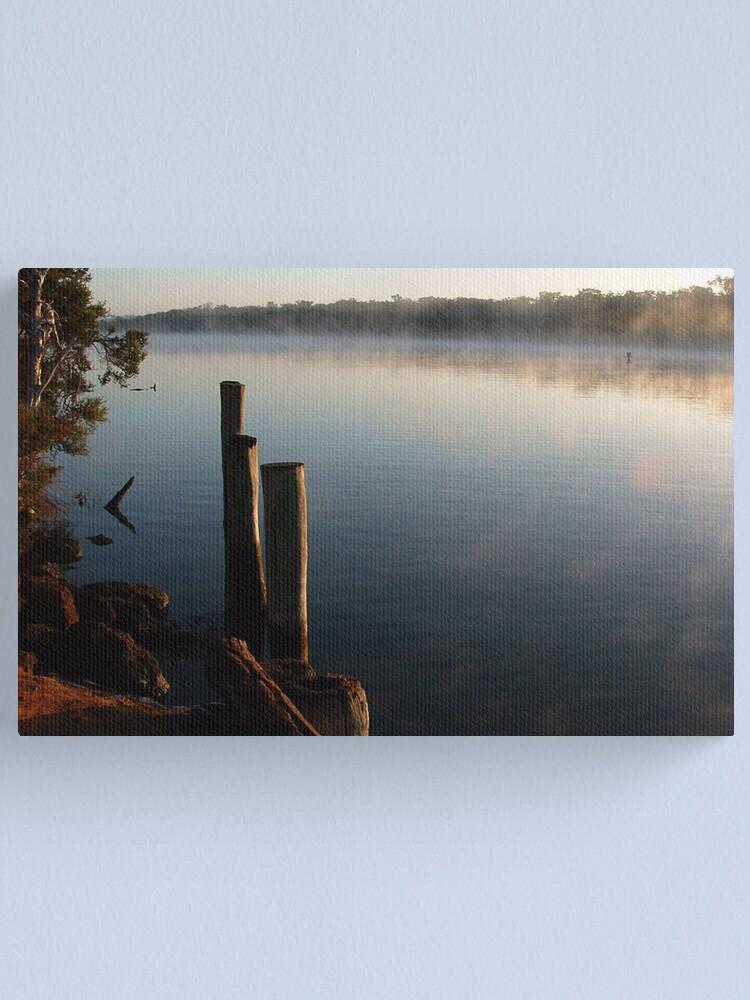 Alternate view of Blackwood River Canvas Print