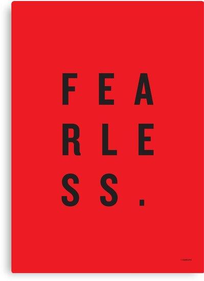 FEAR LESS. by Steve Leadbeater