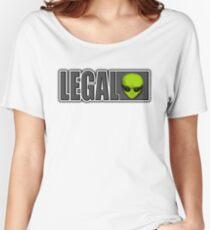 legal alien Women's Relaxed Fit T-Shirt