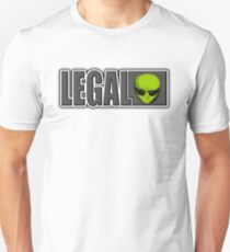 legal alien T-Shirt