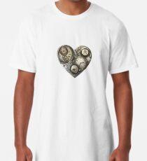 Heartstone Steampunk T-Shirt Longshirt