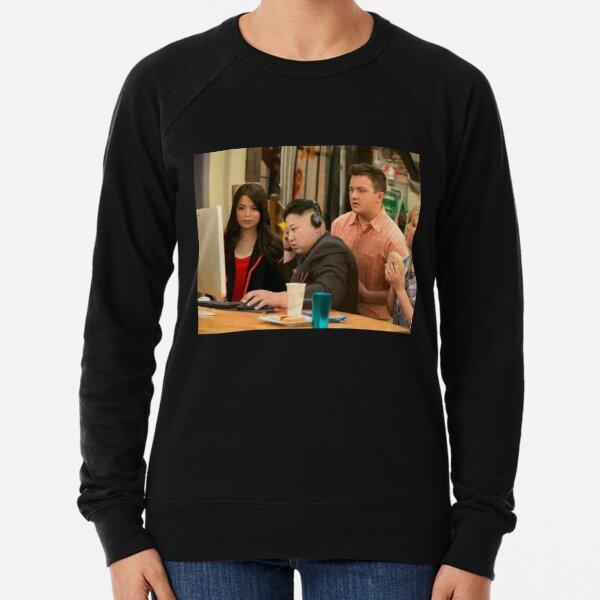 Kim-Carly - Cursed Image Lightweight Sweatshirt