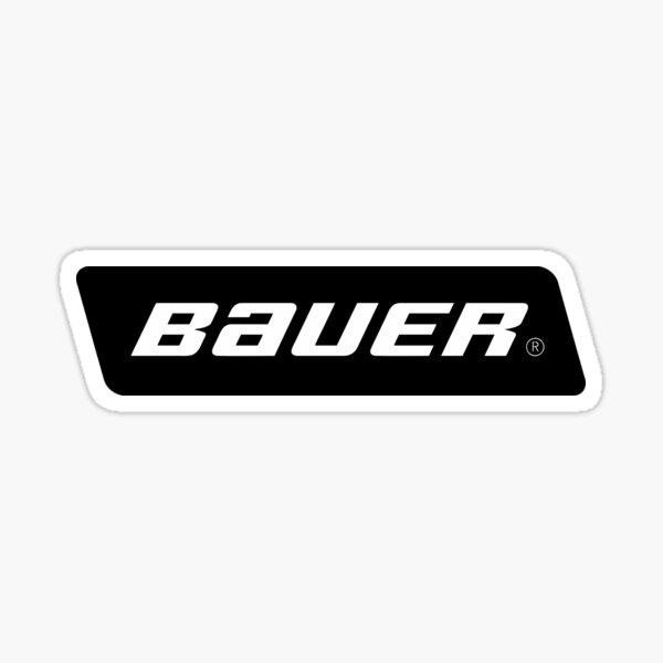 Bauer Logo Sticker