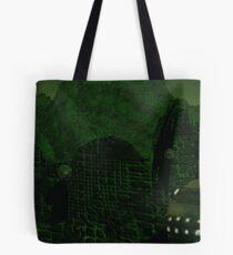 Undersea Ruins of Water World Talus 5 Tote Bag