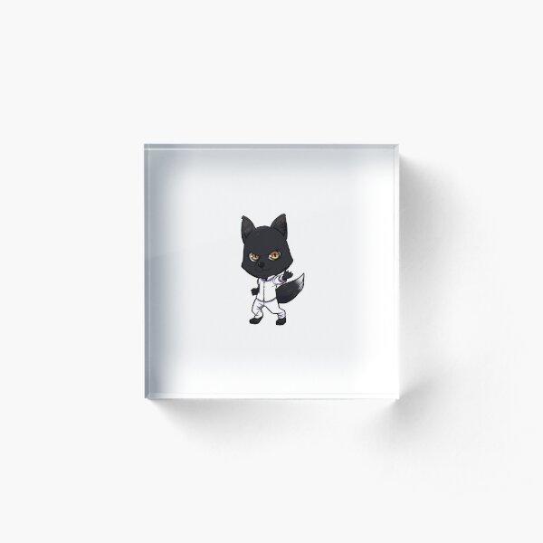 Bao of Doki Doki Tai Pan! Acrylic Block