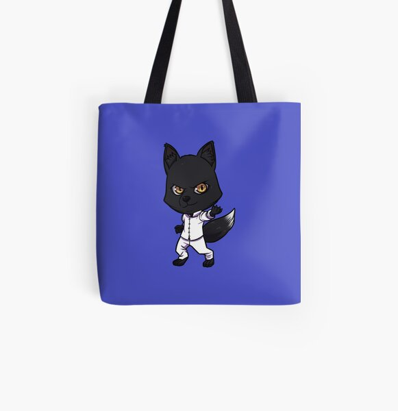 Bao of Doki Doki Tai Pan! All Over Print Tote Bag