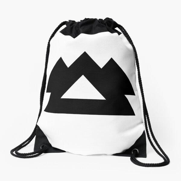Wakaan Logo Drawstring Bag
