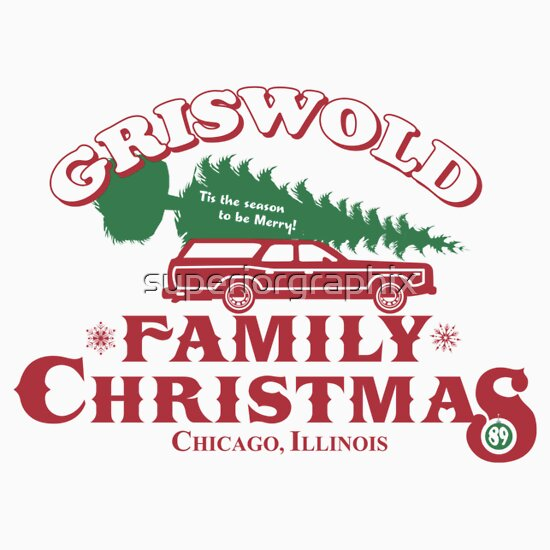 tshirtgifter presents griswold family christmas