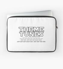 Theme tunes Laptop Sleeve