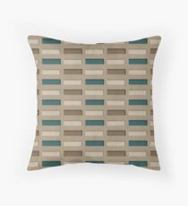 Modernity Throw Pillow