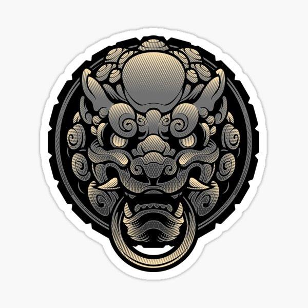 Komainu Sticker