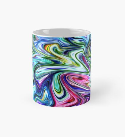Electric Blue Mug