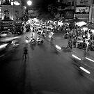 Hanoi: it's all a blur! by docophoto