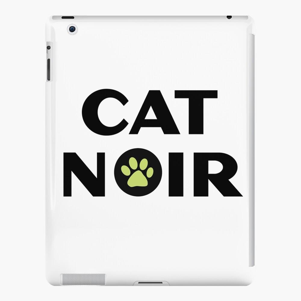 Miraculous Black Cat Noir iPad-Hülle & Skin