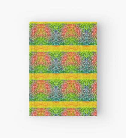Summer Rain - side-by-side Hardcover Journal