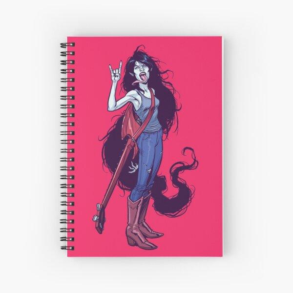Marceline Spiral Notebook