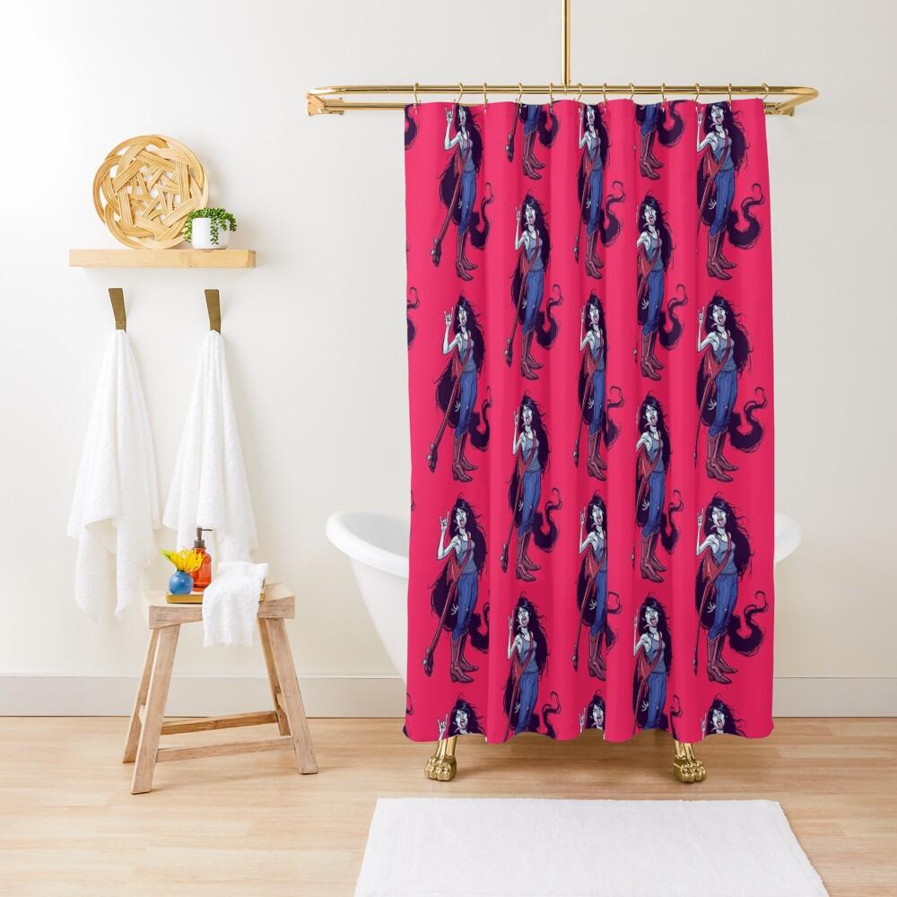 Marceline Shower Curtain