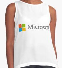 microsoft Sleeveless Top