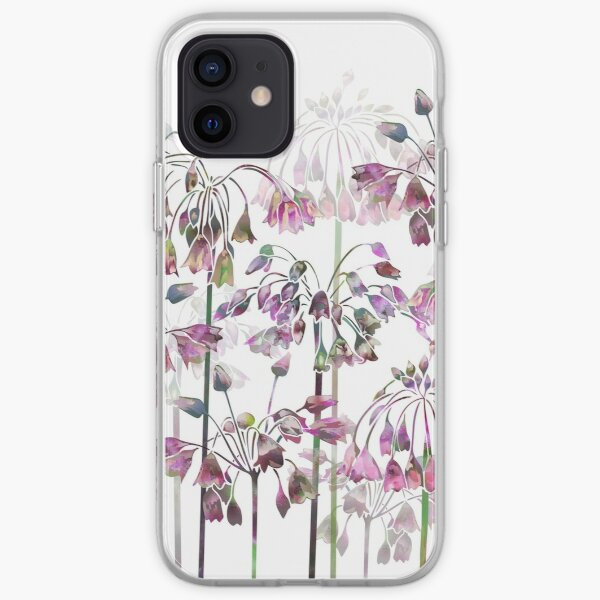 Allium Bells iPhone Soft Case