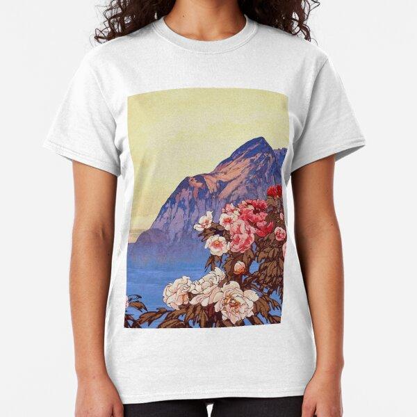 Randell 3D Printed T-Shirts Watercolor Cacti Flower Dessert Plants Flowers Short Sleeve