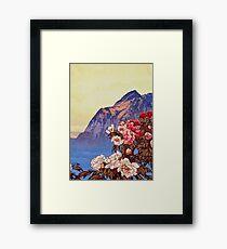 Kanata Scents Framed Print