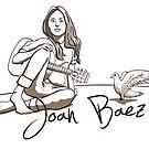Joan Baez by Airmatti