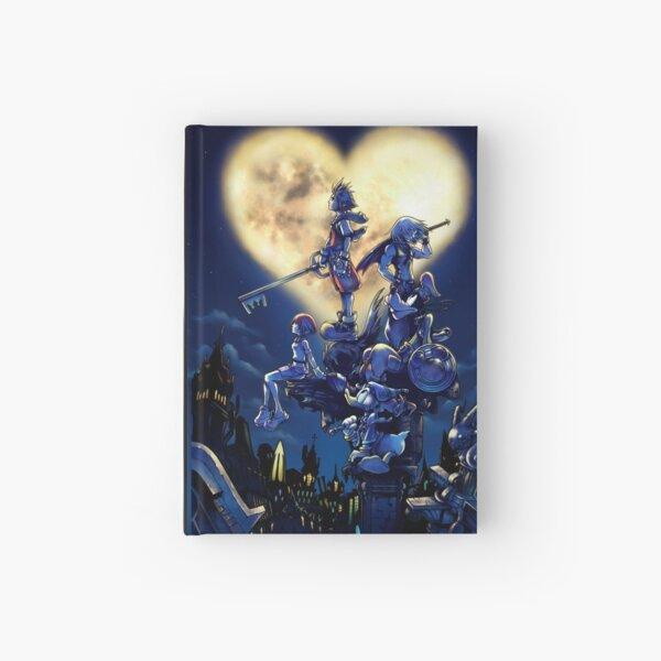 Kingdom Hearts Book Hardcover Journal