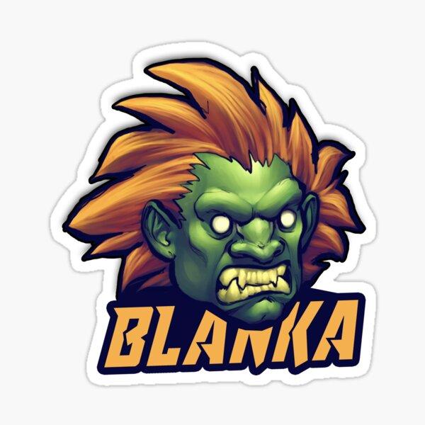 Blanka - NLP Sticker