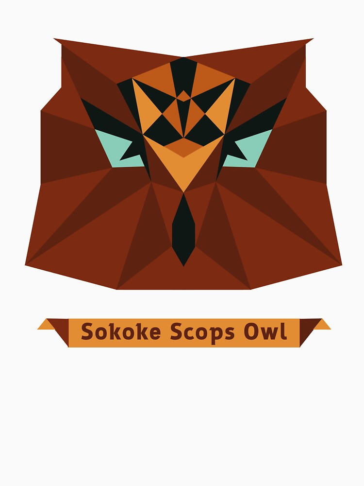Sokoke Scops Owl by annlytical