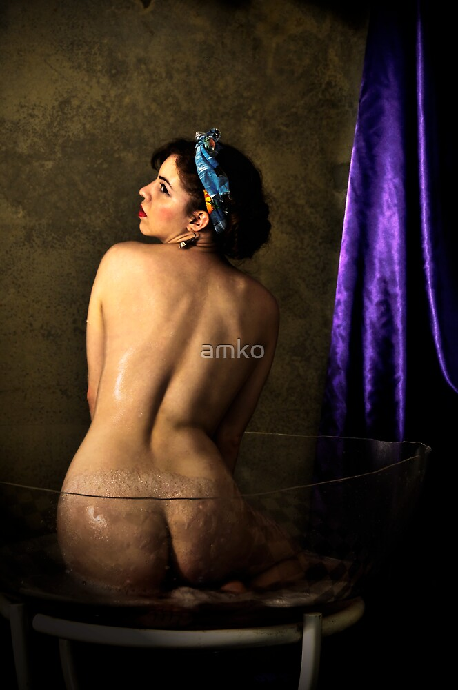 Bathing Beauty by amko