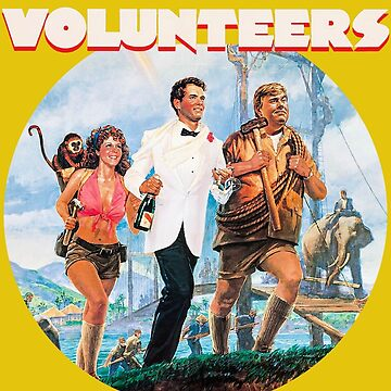 Volunteers Movie 1980s by tomastich85