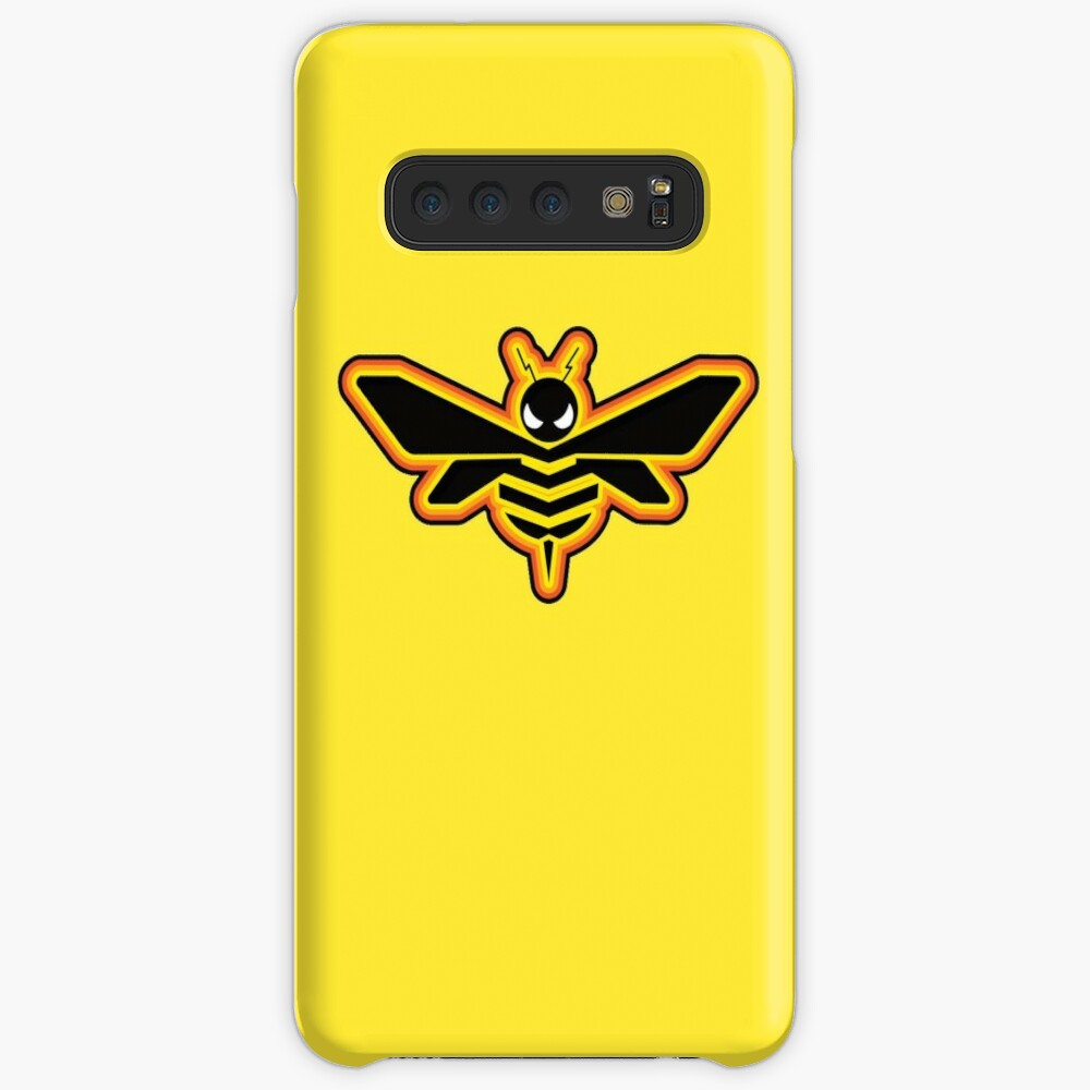 BumbleBee Logo Case & Skin for Samsung Galaxy